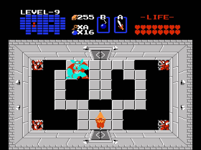 Famicom Gamer Zelgerath