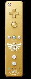 Wiimote-Zelda