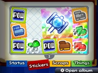 paper mario sticker star shiny stickers -#main