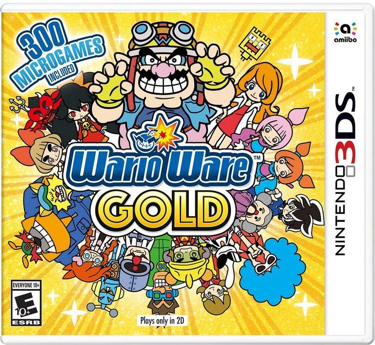 WarioWare-Gold